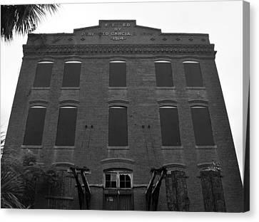 Cigar Factory Tampa Florida Canvas Print