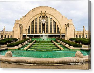 Cincinnati Museum Center Picture Canvas Print