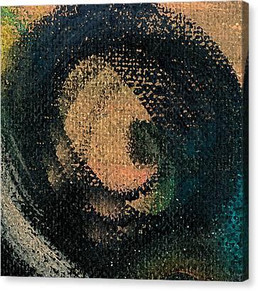 Circgurl Canvas Print by Jorge Delara