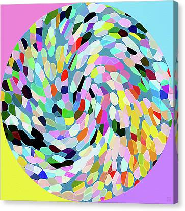 Circle II Canvas Print