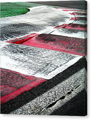 Circuit De Montreal ... Canvas Print by Juergen Weiss