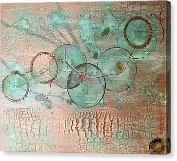 Circumnavigate Canvas Print