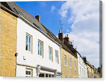 Cirencester Buildings Canvas Print by Tom Gowanlock