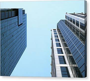 City 442 Canvas Print