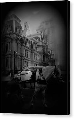 Canvas Print - City Buggy'en by Brynn Ditsche