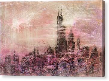 City Love Canvas Print
