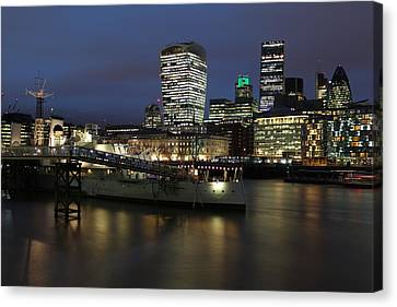 City View Canvas Print by Andrea Guariglia