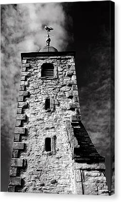 Clackmannan Tollbooth Tower Canvas Print