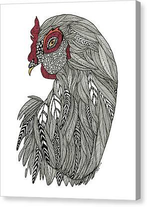Claire  Canvas Print