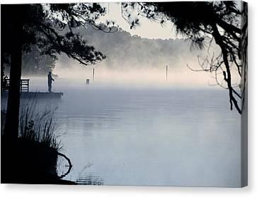 Calm Day Canvas Print