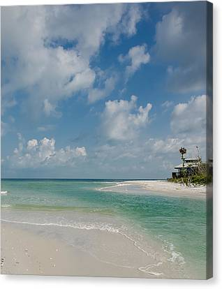 Clam Pass Canvas Print
