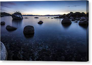 Clarity Canvas Print by Brad Scott