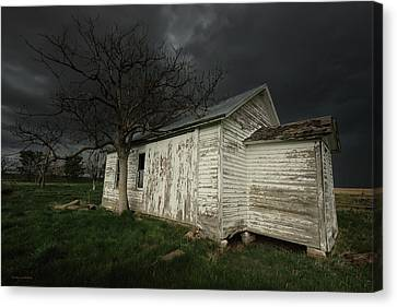 Class Dismissed Canvas Print by Brian Gustafson