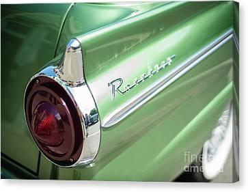 Classic 50s Ford Ranchero Canvas Print