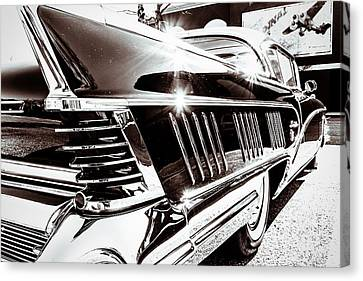 Classic Buick IIi Canvas Print by Wade Brooks