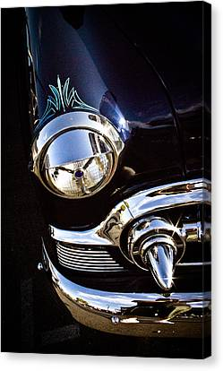 Classic Chrome  Canvas Print by Merrick Imagery