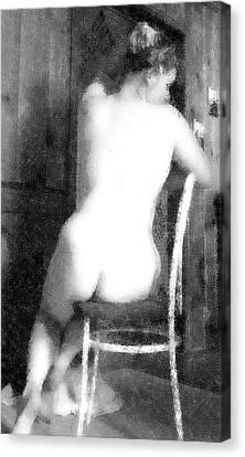 Classic Canvas Print by Scarlett Royal