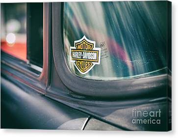 Chevrolet Pickup Truck Canvas Print - Classics by Tim Gainey