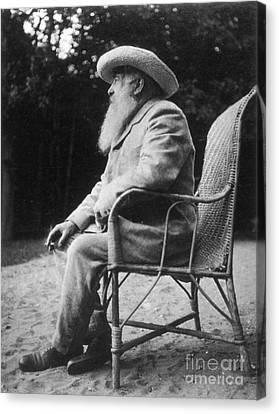 Claude Monet (1840-1926) Canvas Print