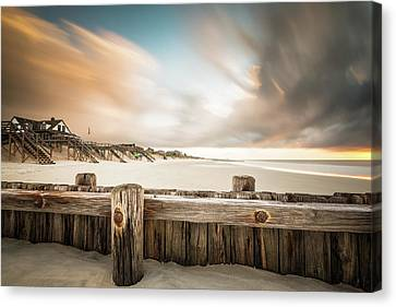 Clearing Out The Rain Canvas Print by Ivo Kerssemakers