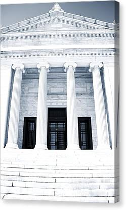 Cleveland Museum Of Art Canvas Print