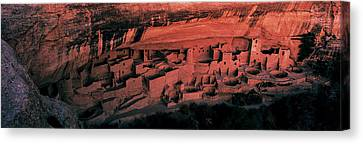 Cliff Palace Mesa Verde National Park Canvas Print by Panoramic Images