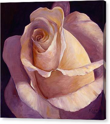 Close To Perfection Canvas Print by Billie Colson