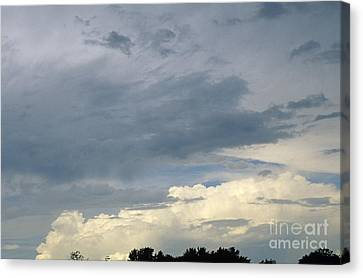 Cloud Cover Canvas Print by Erin Paul Donovan