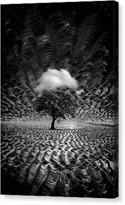 Cloud Cover Reprise Canvas Print