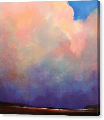Cloud Light Canvas Print by Toni Grote