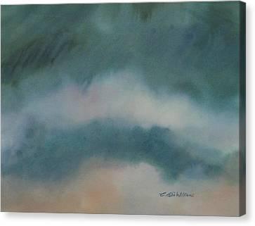 Cloud Study 1 Canvas Print