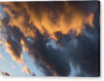Clouds-161122-84 Canvas Print