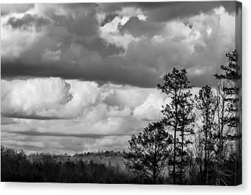 Clouds 2 Canvas Print