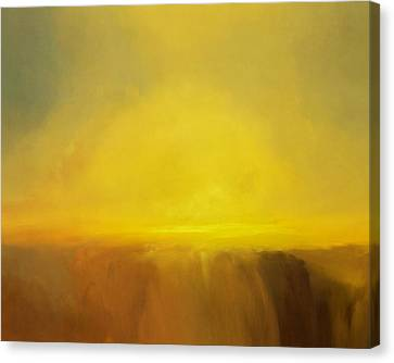 Cloudscape Canvas Print by Lonnie Christopher