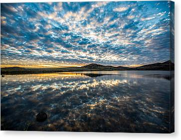 Cloudscape Canvas Print by Sean Ramsey