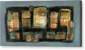 Club Canvas Print by Behzad Sohrabi