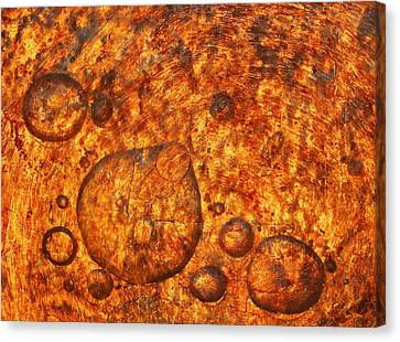 Canvas Print featuring the photograph Clustering by Sami Tiainen