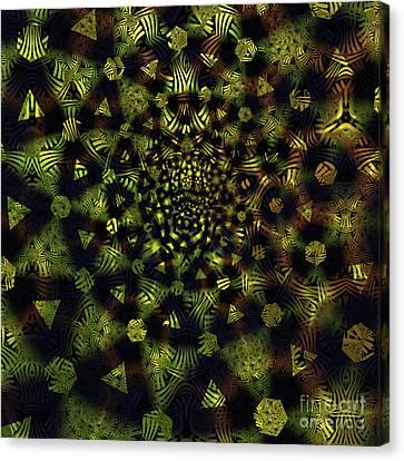 Canvas Print - Coalesce by Herbert Briley