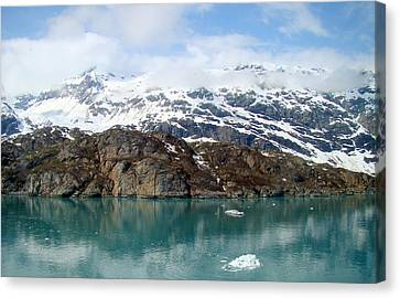 Coastal Beauty Of Alaska 5 Canvas Print