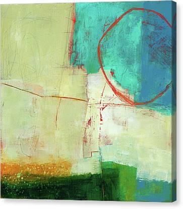 Coastal Fragment #7 Canvas Print by Jane Davies