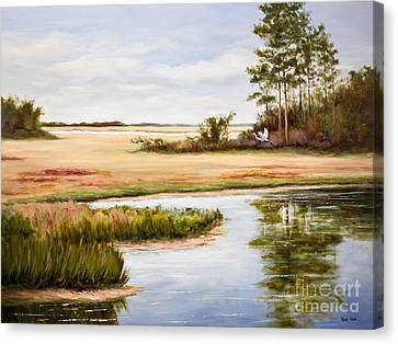 Coastal Harmony Canvas Print