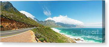 Coastal Road South Africa Canvas Print by Tim Hester