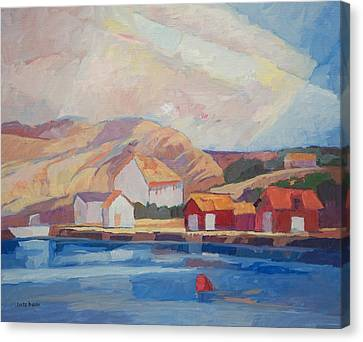 Coastal Summer Canvas Print