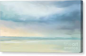 Coastal Vista Canvas Print