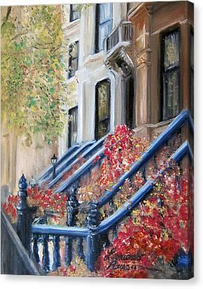 Cobble Hill Canvas Print
