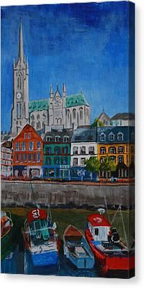 Cobh Canvas Print