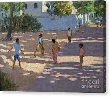 Cochin Canvas Print by Andrew Macara