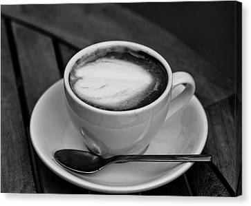 Coffee 4 Canvas Print
