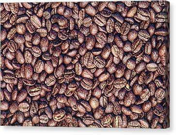 Coffee Boost Canvas Print