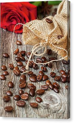 Coffeelove Canvas Print by Svetlana Iso
